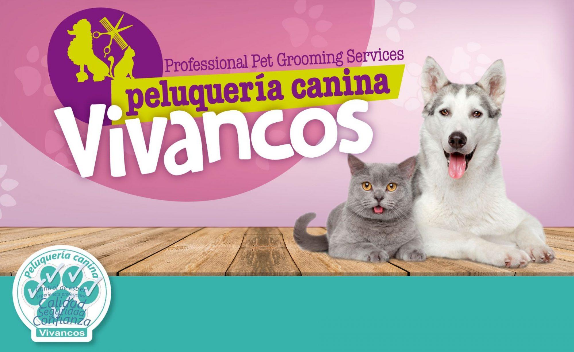 Peluquería Canina Vivancos